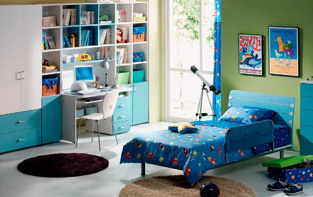 Colores para una habitación infantil