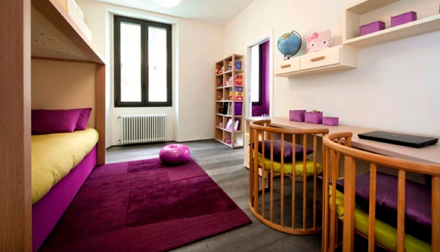 Decoraci n en color p rpura wiki decoraci n for Prendas interiores femeninas