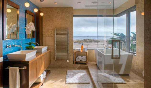 Decorar cuartos de baño con encanto