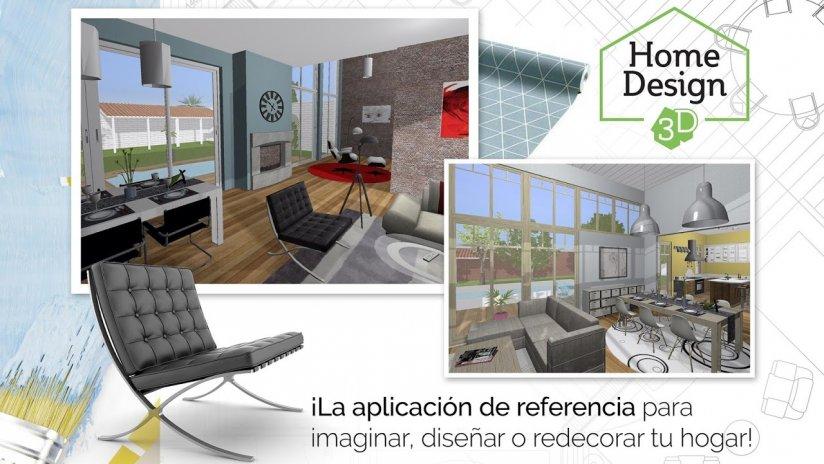 Decoraci n e interiorismo en - Aplicaciones para disenar casas ...