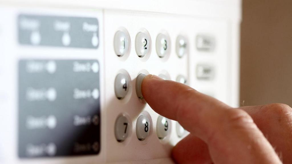 Tipos de alarmas para el hogar