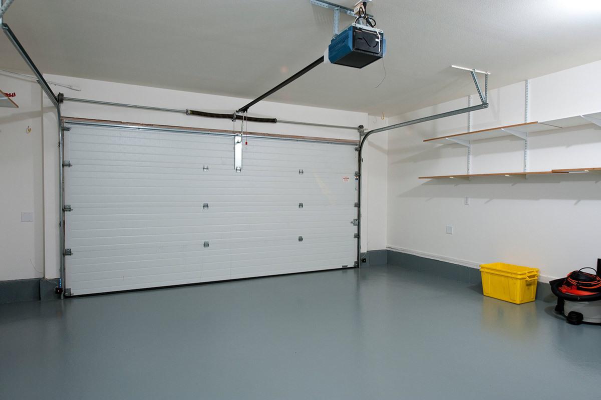 Tipos de portones de garajes